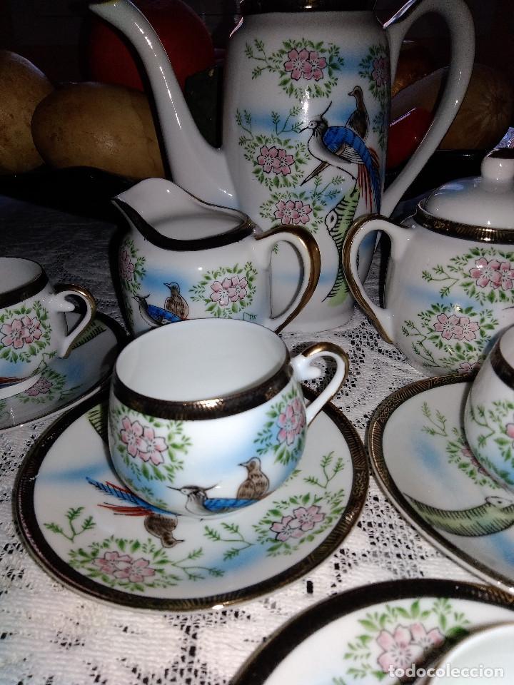 Vintage: Juego cafe - Foto 2 - 112636259