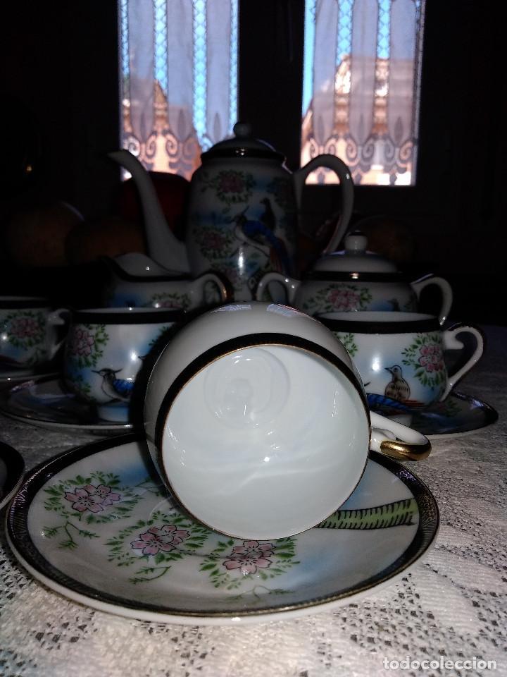 Vintage: Juego cafe - Foto 3 - 112636259