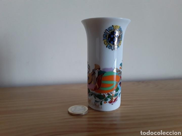 Vintage: Jarrón de porcelana Rosenthal - Foto 2 - 112829831