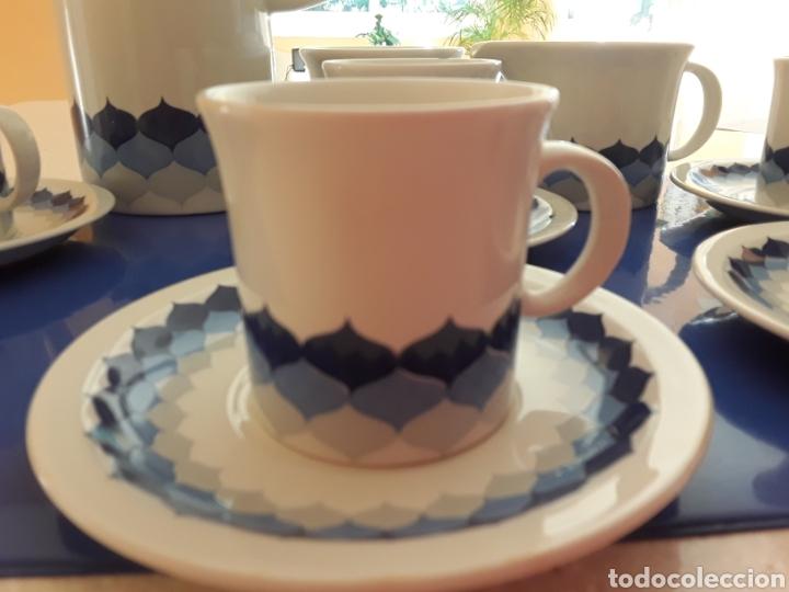 Vintage: Juego de cafe de porcelana Pontesa - Foto 2 - 113006723