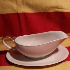 Vintage: SALSERA PORCELANA - BAVARIA .. Lote 113135647