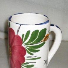 Vintage - Jarra, jarrita en ceramica (pintada a mano) - 113324555