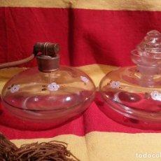 Vintage: JUEGO TOCADOR - CRYSTAL .. Lote 113904787