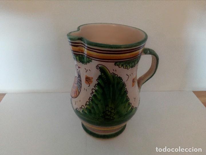 JARRA CERÁMICA (Vintage - Decoración - Porcelanas y Cerámicas)