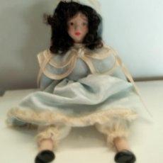 Vintage: MUÑECA DE PORCELANA . Lote 114347903