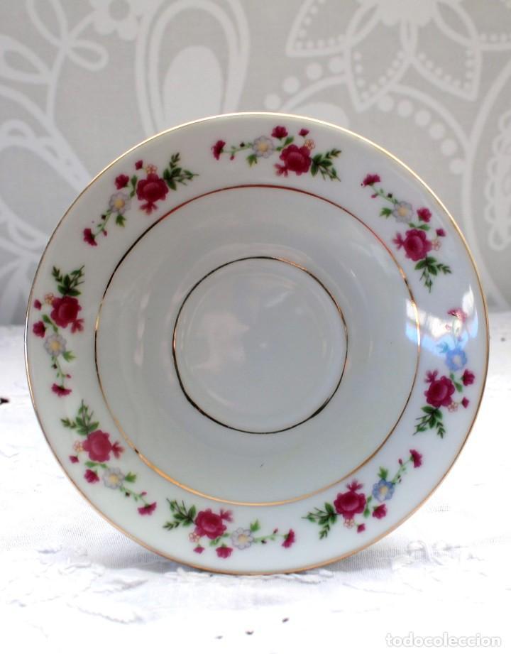 PLATILLO DE PORCELANA CHINA-VINTAGE (Vintage - Decoración - Porcelanas y Cerámicas)