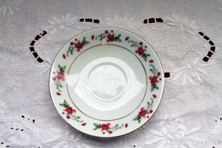 Vintage: PLATILLO DE PORCELANA CHINA-VINTAGE - Foto 2 - 114726999