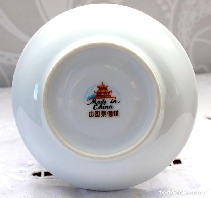 Vintage: PLATILLO DE PORCELANA CHINA-VINTAGE - Foto 3 - 114726999