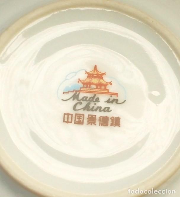 Vintage: PLATILLO DE PORCELANA CHINA-VINTAGE - Foto 6 - 114726999