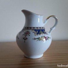 Vintage: JARRA PORCELANA TIPO LIMOGES. Lote 114842683