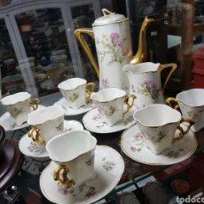 Vintage: JUEGO CAFÉ VINTAGE. Lote 115074922