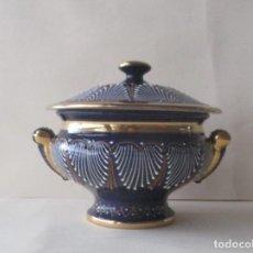 Vintage: BOMBONERA DE PORCELANA. Lote 115480391