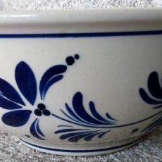Vintage: TAZA DE PORCELANA - VIANA GRES (VIANA DO CASTELO-PORTUGAL). Lote 117327603
