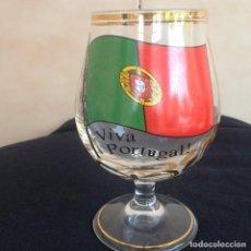 Vintage: COPA DE COÑAC DE PORTUGALCON DE CORACION DE ORO. Lote 117358355