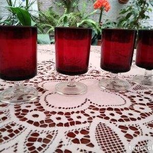 4 copas vintage