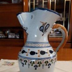 Vintage: JARRA ANTIGUA DE CERAMICA DE TALAVERA. Lote 118360975