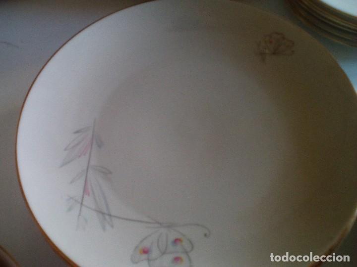 Vintage: Alka Kunst Baviera - Vajilla completa comprada en Alemania en el año 1960. Porcelana de lujo - Foto 4 - 118491923
