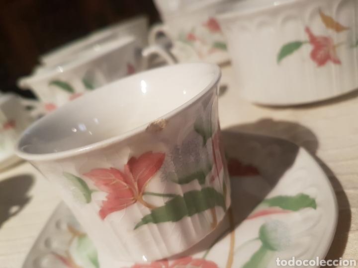 Vintage: Juego café te chocolate Pontesa vintage - Foto 4 - 118760382