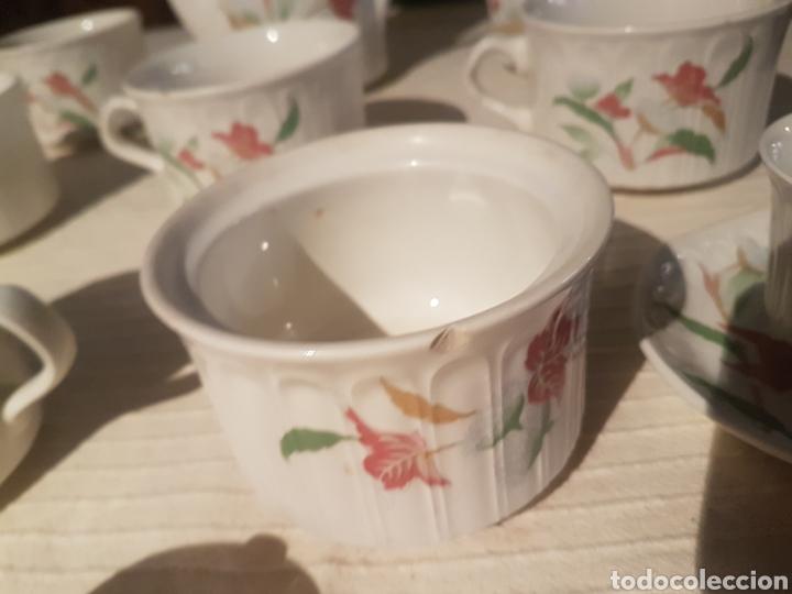Vintage: Juego café te chocolate Pontesa vintage - Foto 5 - 118760382