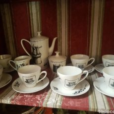 Vintage: JUEGO CAFÉ PONTESA - NESCAFÉ. Lote 118933287
