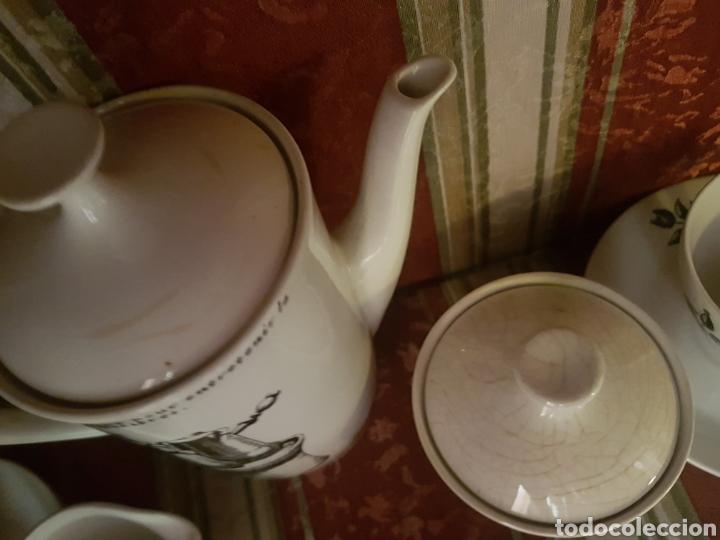 Vintage: Juego café Pontesa - Nescafé - Foto 6 - 118933287