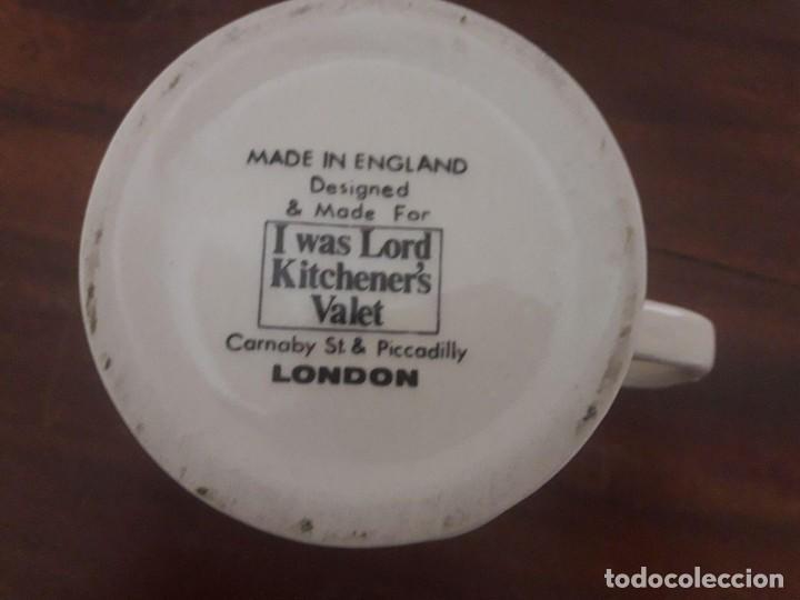 Vintage: JARRA CARNABY STREET LONDON / I WAS LORD KITCHENER'S VALET / LONDON - Foto 4 - 120811355