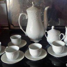 Vintage: JUEGO DE CAFÉ. Lote 122612862