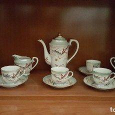 Vintage: JUEGO DE TÉ-CAFÉ JAPONES. Lote 123327415
