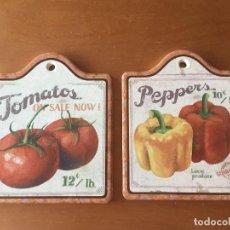Vintage: CUADROS DE COCINA. Lote 125188835