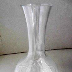 Vintage: LICORERA DE CRISTAL TALLADO. Lote 128777551