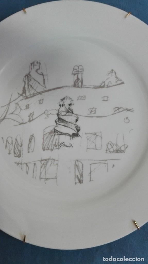 Vintage: Platos porcelana de Gaudí - Foto 6 - 128864851