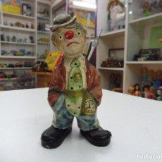 Vintage: FIGURA PAYASO AR.CE.MI HECHO A MANO ESPAÑA. Lote 130188483