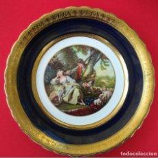 Vintage: PLATO PORCELANA CAPEANS. Lote 133637106