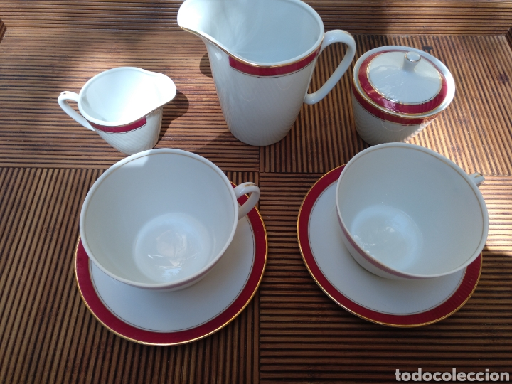 Vintage: Juego desayuno - Foto 2 - 134808250