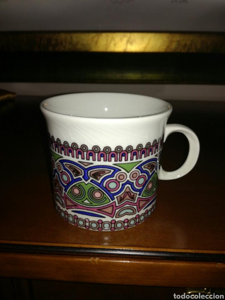 Vintage: Pareja de tazas vintage Pontesa - Foto 2 - 135010074