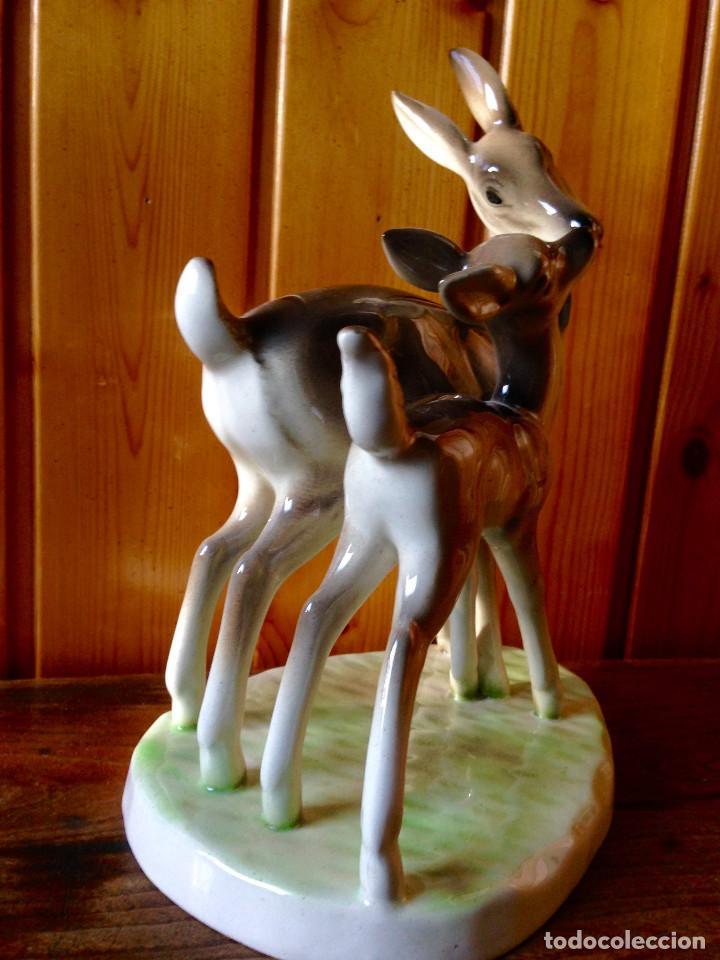 Vintage: Figura porcelana - Foto 4 - 135995578