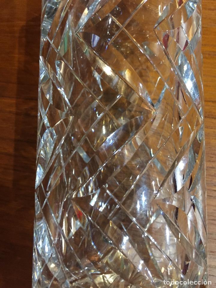 Vintage: Licorera en cristal tallado - Foto 3 - 136573278