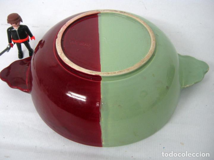 Vintage: 3.3 kg - Grande set retro vintage Francia ceramica - Vallauris Cerenne 50s mid century celadon - Foto 5 - 137348802
