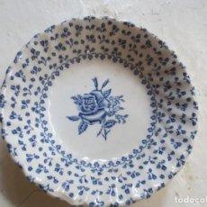 Vintage: PLATITO PORCELANA INGLESA. Lote 137784798