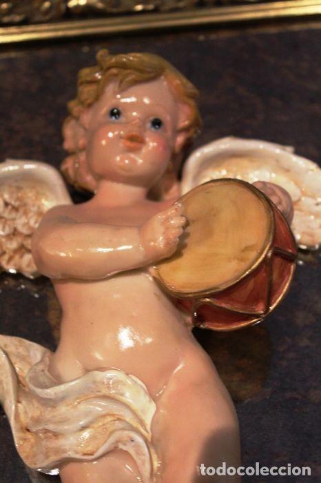 Vintage: Lote de ángeles de pared Vintage. Años 60/70 - Foto 6 - 138096814