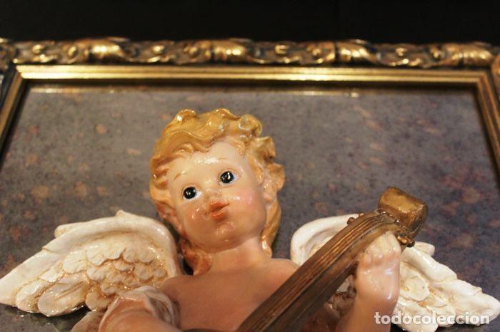 Vintage: Lote de ángeles de pared Vintage. Años 60/70 - Foto 15 - 138096814