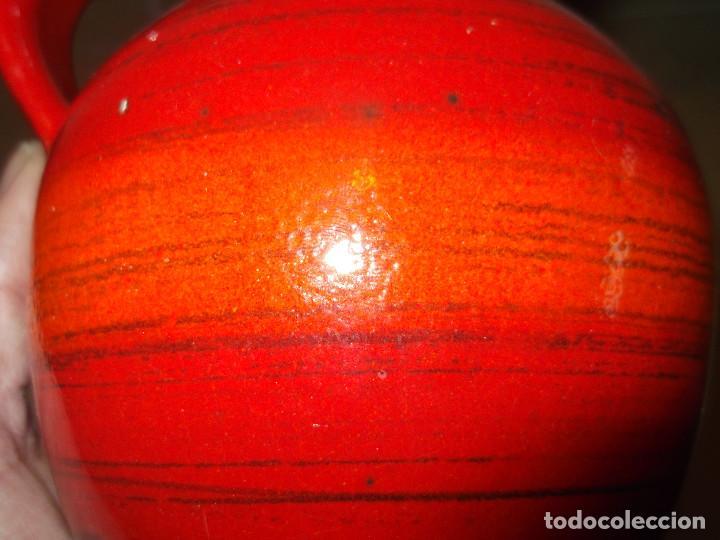 Vintage: Jarrón BAY keramik West Germany. Cerámica años 60. - Foto 6 - 139296430