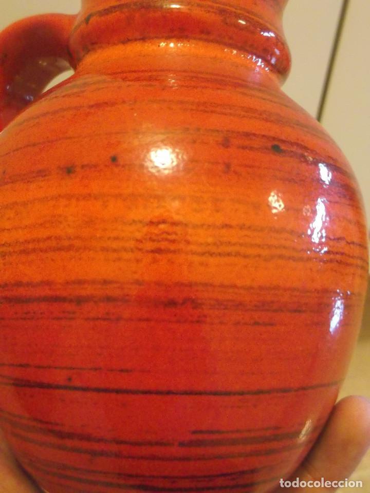 Vintage: Jarrón BAY keramik West Germany. Cerámica años 60. - Foto 7 - 139296430