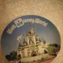 Vintage: BONITO PLATO WALT DISNEY WORLD MADE IJ JAPAN.. Lote 139666258