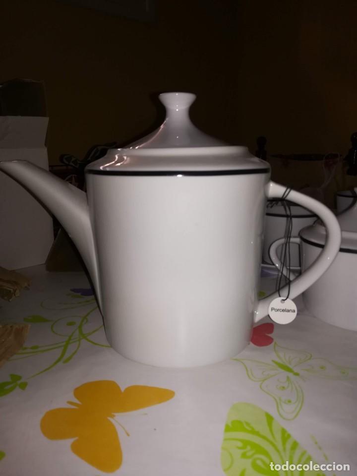 Vintage: Juego de café de Vittorio y Luchino - Foto 2 - 139900054