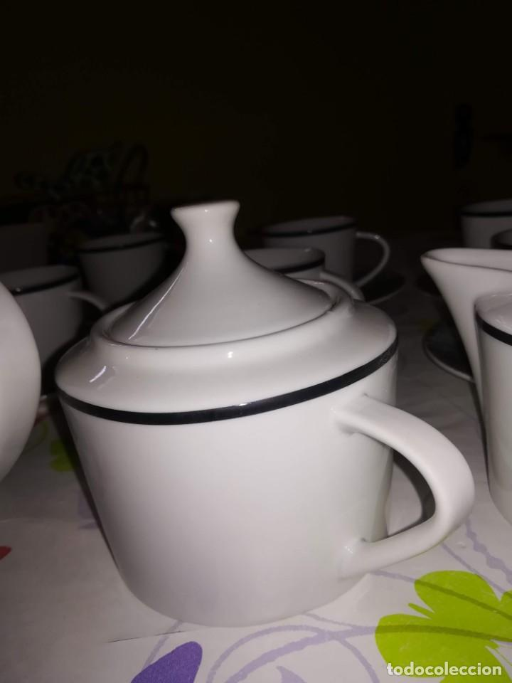 Vintage: Juego de café de Vittorio y Luchino - Foto 3 - 139900054