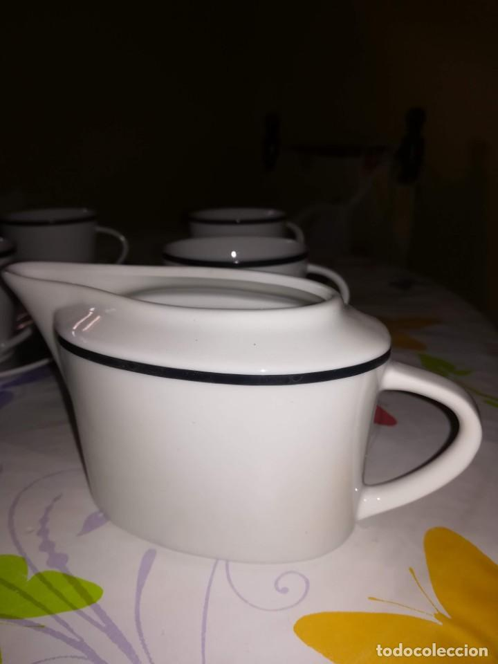 Vintage: Juego de café de Vittorio y Luchino - Foto 4 - 139900054