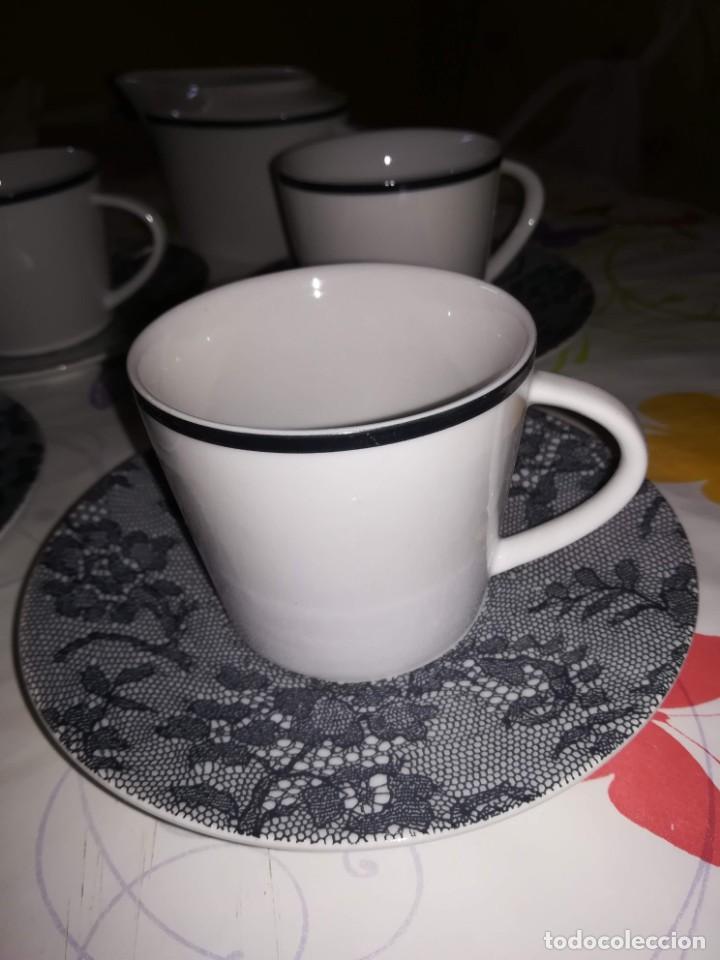 Vintage: Juego de café de Vittorio y Luchino - Foto 5 - 139900054
