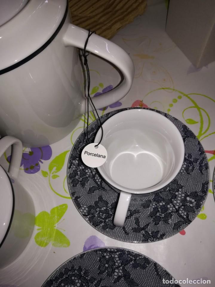 Vintage: Juego de café de Vittorio y Luchino - Foto 6 - 139900054