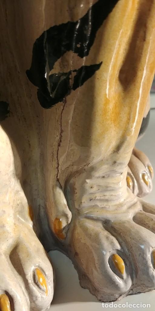 Vintage: TIGRE cerámica esmaltada italiana, vintage. - Foto 8 - 140545110